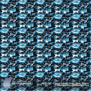 WTP-147 Camo Small-Grey-Blue-Black