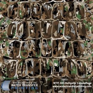 WTP-885 BullGator Camouflage