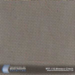 WTP-110 Monaco Check