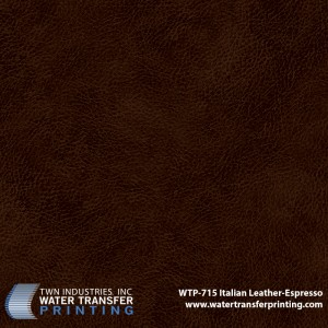 WTP-715 Italian Leather-Espresso