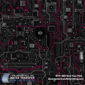 WTP-889 Tech Tron Pink