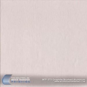 WTP-375 Graphite Brushed Aluminum