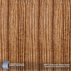 WTP-124 Brown Stripe Grain